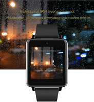 Durable service new arrival resell waterproof android smart watch BM7-U with free cellphone holder