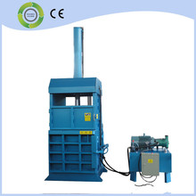 Hydraulic vertical baling machine for nature fiber(palm fiber/coir fiber)