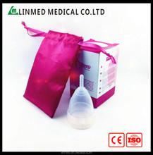 feminine hygiene soft cups factory price menstrual period cup