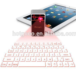 New Product Magic Cube Wireless Virtual Laser Keyboard For Mobile Phone Laptop