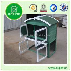 DXR042 Wooden pet rabbit house