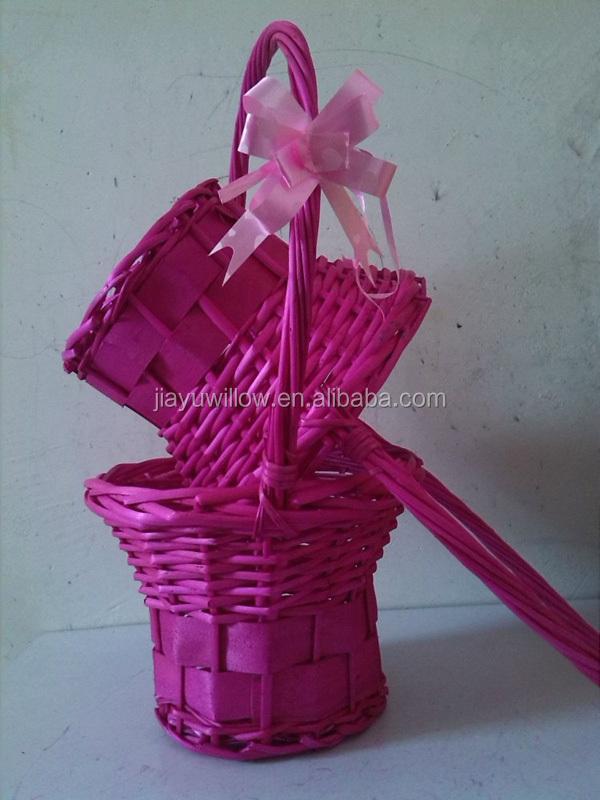 Natural flower gift basket indian wedding basket decoration natural flower gift basket indian wedding basket decoration artificial flower basket decoration junglespirit Choice Image