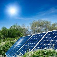 150W 160W 170W 180W Poly Solar Panel CE IEC for solar home system