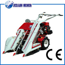 Diesel 2lines CE certificates shaft driven wheat cutting machine india price
