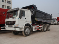 Made in China 18m3 Sand Carrier Truck Dump