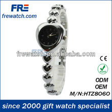 2013 heart style watches ladies good selling all over the world