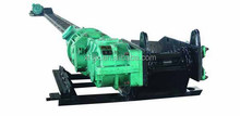 scraper chain conveyor machine for ground phosphate rock or powdered rock phosphate