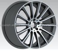 Ajuste para Audi llantas de aleación de 18 pulgadas china OEM estilo llantas 5x112 BENZs VW coche