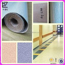 best price sponged PVC flooring / vinyl flooring