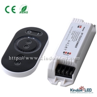 Popular CE&ROHS Wireless Touching 12 Volt Led Dimmer Switch Remote Control