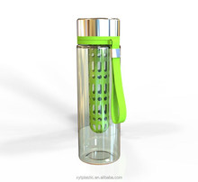 1 Liter Sport Water Bottle Manufacture With Storage Compartment, 32-Ounce