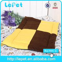 Factory Direct Memory Foam fashion durable mattress dog bed