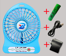 """USB Fan Manufacturer OEM Hot Sale Travelling&Camping Gifts 4"""" Battery Operated Portable Mini Fans"""