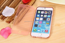 Best Seller Transparent Flip TPU Phone Cover for iPhone 6