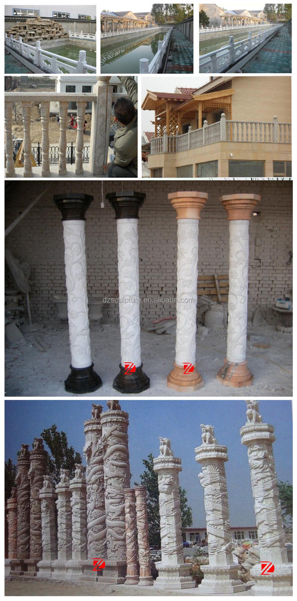 Building Columns For Sale Building Stone Columns For