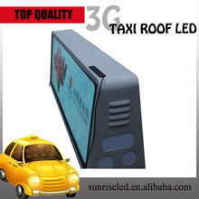 car wifi system lcd 3g wifi bus advertising screen network video bus led display for advertising car audio player wifi taxi car