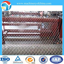fully-automatic chain link fence making machine for sale/Full automatic chain link fence machine price ( factory hot selling )