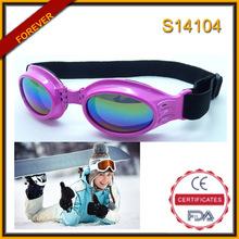 S14104 deporte gafas de sol se reúnen ce uv400, barato ski goggle