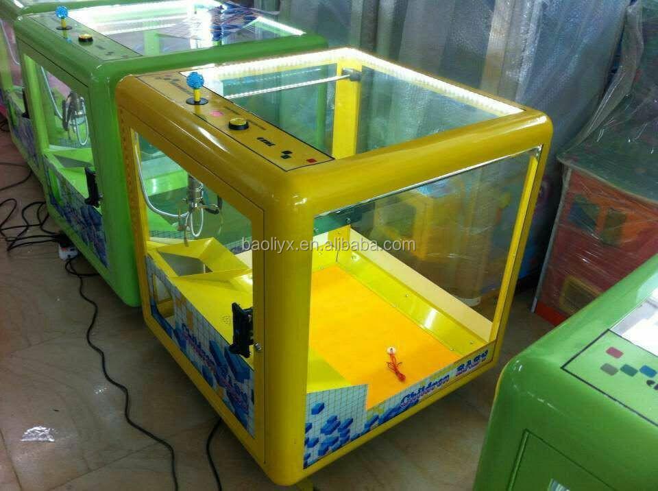 claw crane machine for sale