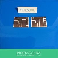 Direct Bonded Copper Ceramic Substrate / DBC For Automobile INNOVACERA