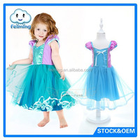 2015 Wholesale fluffy tutu style birthday party sexy baby girl dress