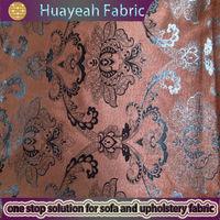 Vintage washable mirco bronzing high quality velvet fabric