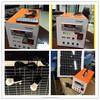 High Quality DC Portable Solar Power System Small Home Solar Power System