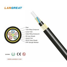 Fiber Optic All Dielectric Self-supporting Aerial Cable