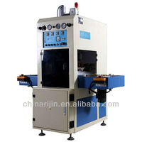 medical wristband making machine by HF welding and cutting