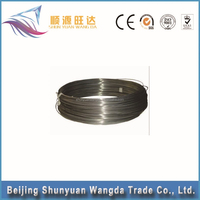 Nitinol Memory Wire and flat wire nickel titanium shape memory alloy