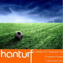 Fibrillated high UV-stability grass for outdoor soccer artificial turf