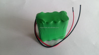 AAA NIMH rechargeable battery pack/cell for telecommunication(9.6V)