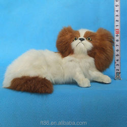 2014 new products made in China art crafts animal toy pets and dogs