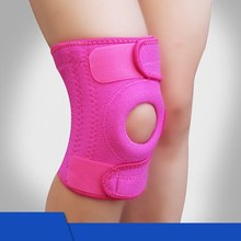 alibaba express one size fits all sport lycra knee support knee pad for men&women