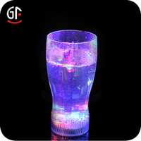 New Products 2015 Glass Water Home & Garden LED Cola Cup