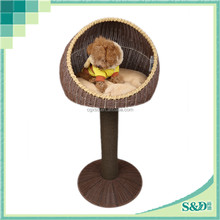 2015 China Wholesale Factory Best Selling Cheap Wicker Pet Cages