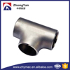 Stainless steel tee, stainless steel fitting china supplier