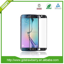 0.33mm full cover water proof screen protector for samsung s6 edge factory new technology