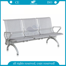 Good quality!AG-TWC004 CE&ISO approved hospital waiting chair
