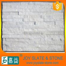 natural white slate decorative tile