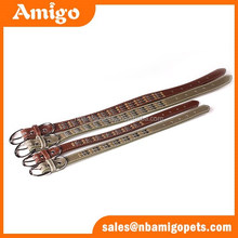 New products on china market red star hareware decoration pet supplier designer dog collar