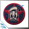 3D Machine Embroidery Badge Wholesale Embroidered Patch Custom Embroidered Badge