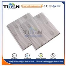 Rectangle Ceiling Tile Shape and PVC Ceilings Factory, PVC Pannelling