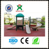 Modern style play house/kids outdoor play furniture/kids gym equipment QX-11049A