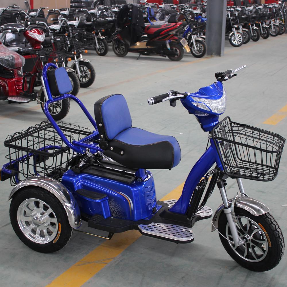 how to put a motor on a three wheel bike