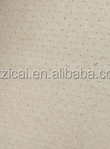 polyester PVC anti-slip Dot coated/pointed nonwoven backing fabric