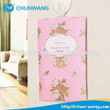 Alibaba china hot sales free sample Hanging Air freshener paper/Paper air freshener for car,closet
