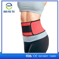 Excellent Compression Premium Unisex Waist Trimmer Lower Back Support Belt For Weight Loss