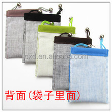 2012 High quality small velvet bags for gifts