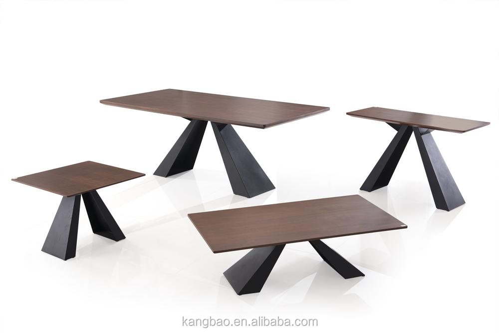 2015 Modern Heat Selling Wood Top Metal Base Modern Dining  : HTB1v7pKGXXXXXbZaXXXq6xXFXXXo from www.alibaba.com size 1000 x 667 jpeg 162kB